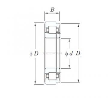 KOYO NUP2218R cylindrical roller bearings