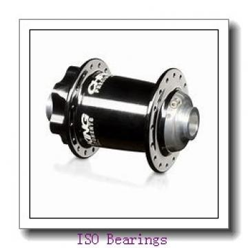 ISO NUP309 cylindrical roller bearings